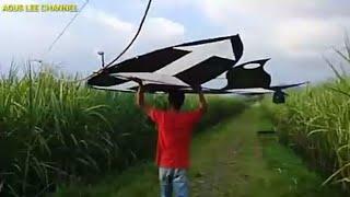 Download ASIKNYA MENERBANGKAN LAYANGAN SAWANGAN SAMPAI MALAM MENJELANG PAGI Video