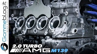 Download 2020 Mercedes A45 AMG ENGINE (421 HP) - PRODUCTION Video