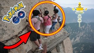 Download 7 Most Dangerous Pokemon Go Gyms In The World Video