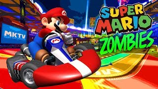 Download Mario Kart Zombies - Drivable Cars! (Call of Duty Zombies) Video