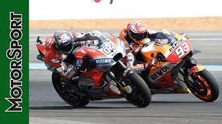 Download Rider insight with Freddie Spencer: Thailand MotoGP Video
