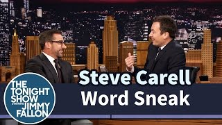 Download Word Sneak with Steve Carell Video