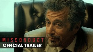 Download MISCONDUCT (2016 Movie – Josh Duhamel, Al Pacino, Anthony Hopkins) – Official Trailer Video