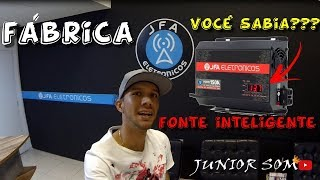Download Fábrica da JFA!!! Contador Ampere Hora? SCI? Você sabia...??? ☢JuNiOr SoM♛® Video
