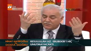 Download Nihat Hatipoglu- Islam'in ilk yillari ve Sevr (1) Video