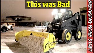 Download We totaled out our new equipment & it was my fault... The damage cost as much as a small used car!?! Video