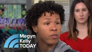 Download Amputee Dancer Eric Graise Talks About His Role In 'Step Up: High Water' | Megyn Kelly TODAY Video