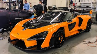 Download FIRST $1 MILLION MCLAREN SENNA DELIVERY! *Newport Beach, California* Video