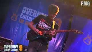 Download OVERDRIVE GUITAR CONTEST 9 หมายเลข 6 นาย ธันวา บุญสูงเนิน Video