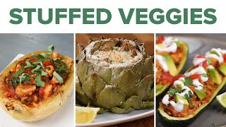 Download 6 Delicious Stuffed Vegetables Video