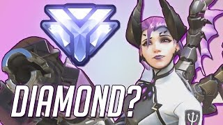 Download [Overwatch] ~ What a Diamond Ranked Mercy Looks Like in a Gold Ranked Match! Video