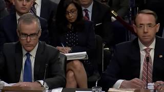 Download Senate Russia Investigation: National security officials testify to intelligence committee on FISA Video