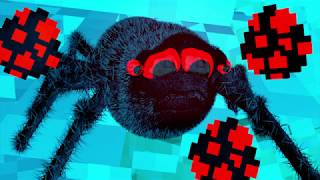 Download REALISTIC SPIDER LIFE IN MINECRAFT! - Minecraft Animation Video