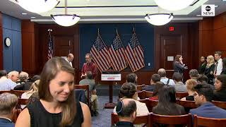 Download Jon Stewart, 9/11 first responders, members of Congress discuss passage of 9/11 funding bill Video