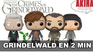Download Animales Fantásticos Los Crímenes de Grindelwald en (casi) un minuto || Akira Comics Video