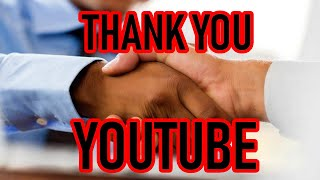 Download Thank You, YouTube Video