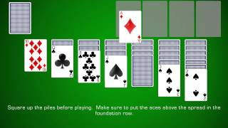 Download How To Play Klondike Solitaire Video