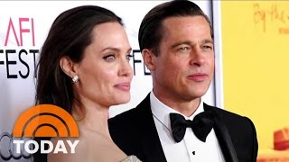 Download Brad Pitt Speaks Out About His Split With Angelina Jolie   TODAY Video