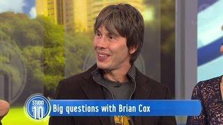 Download Big Questions w/ Brian Cox | Studio 10 Video
