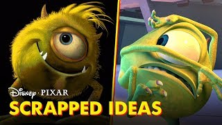 Download Pixar Did You Know? | Scrapped Film Ideas Video