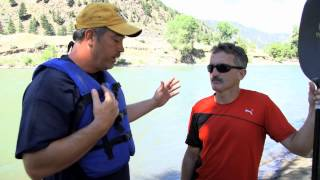 Download Lonnie Bedwell - Vets on the River: Promo Video Video