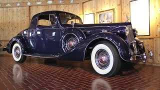 Download 1937 Packard Twelve Coupe - CCCA Museum Video
