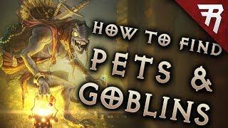 Download Diablo 3 Best Goblin Farm Routes: Rainbow Goblins & Pet (Menagerist) Goblins (Guide) Video