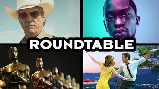 Download 2017 Oscar Predictions - CineFix Roundtable Video