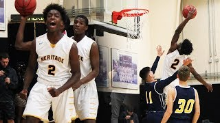 Download Zaire Wade ALMOST CAUGHT A BODY!! Goes Steph Curry Mode FROM DEEP!! 27 Points Video