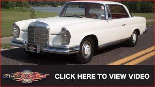Download 1965 Mercedes-Benz 220SEb (SOLD) Video