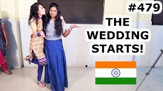 Download INDIAN WEDDING AND BOLLYWOOD DANCING | KOCHI DAY 479 | INDIA | TRAVEL VLOG IV Video
