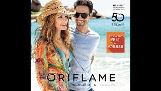 Download Oriflame catalog C11 august Video