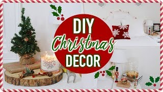Download DIY Christmas Room Decor! Cheap & Easy Ways To Decorate Your Room! Video