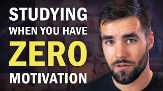 Download How to Make Yourself Study When You Have ZERO Motivation Video