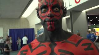 Download Is Star Wars Broken? Cosplayers Weigh In - Comic Con 2018 Video