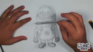 Download Aula de sobreamento + Como desenhar os Minions Video