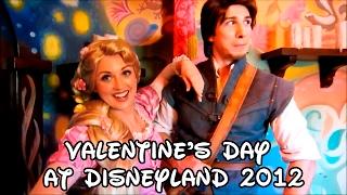 Download Valentine's Day at Disneyland 2012 Video
