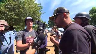 Download KGW interview with Joey Gibson, Patriot Prayer founder Video