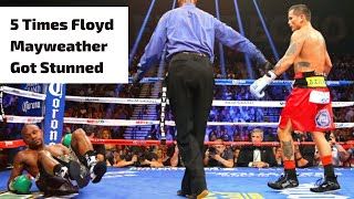 Download 5 Times Floyd Mayweather Got Stunned Video