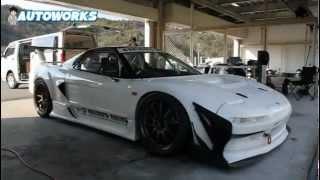 Download Super NSX Kakimoto Racing Video