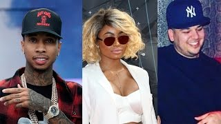 Download Tyga Speaks Out on Rob Kardashian and Blac Chyna's Baby News Video