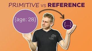 Download JavaScript - Reference vs Primitive Values/ Types Video