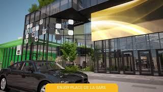 Download Solar Uniquartier : Discover our business pole Video