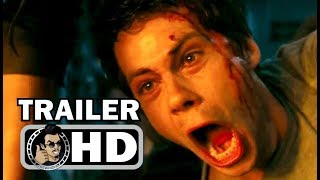 Download MAZE RUNNER 3: THE DEATH CURE Official Final Trailer (2018) Dylan O'Brien Sci-Fi Action Movie HD Video