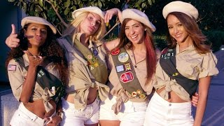 Download Girl Scout Girls | Lele Pons, The Gabbie Show & Liza Koshy Video