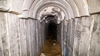 Download Gaza Attack Tunnel Discovered Video