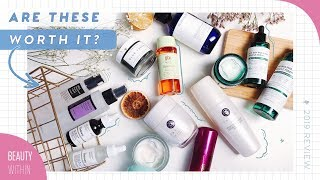 Download 🔥 Reviewing Hyped & Popular Skincare Products: Tatcha, The Ordinary, COSRX, Pixi & More (Pt. 2) Video
