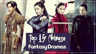 Download Top 15 Chinese Fantasy Dramas Video