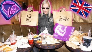 Download TRYING TACO BELL IN ANOTHER COUNTRY 🌮 DID I SURVIVE?! Video