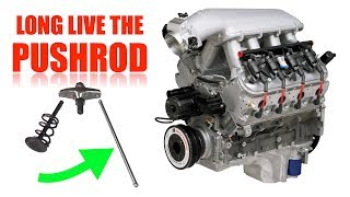 Download 5 Reasons Pushrod Engines Still Exist Video